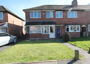Thumbnail 3 bed semi-detached house to rent in Tideswell Road, Great Barr, Birmingham