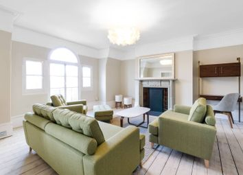 Thumbnail 4 bed flat to rent in Burgess Park Mansions, West Hampstead