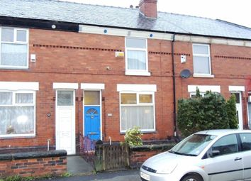 Thumbnail 2 bed terraced house to rent in Hornbeam Road, Levenshulme, Manchester