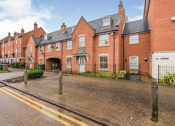 Thumbnail 5 bed terraced house for sale in Eagle Way, Hampton Vale, Peterborough, Cambridgshire