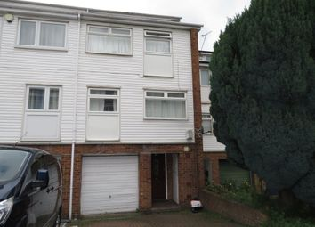 Thumbnail 3 bed property to rent in Ashdon Close, Woodford Green, Essex