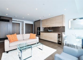 Thumbnail 1 bedroom flat to rent in Chronicle Tower, London