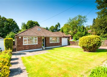 Thumbnail 4 bed bungalow for sale in Istead Rise, Gravesend, Kent