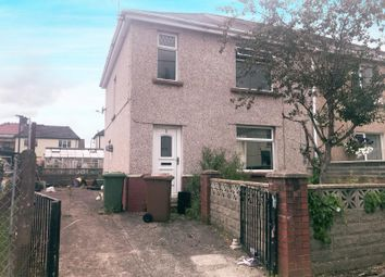Thumbnail 3 bed semi-detached house for sale in Hazel Grove, Trethomas, Caerphilly