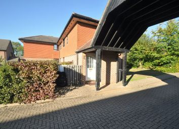 Thumbnail 1 bed flat for sale in Nicotiana Court, Church Crookham, Fleet