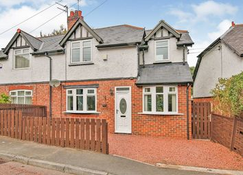Thumbnail 3 bed semi-detached house for sale in Dene Avenue, Rowlands Gill