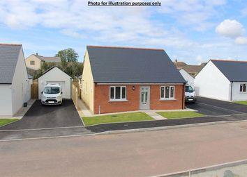 Thumbnail 2 bed detached bungalow for sale in Bowett Close, Hundleton, Pembroke