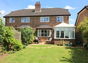 Thumbnail 3 bed semi-detached house for sale in Oak Hill, Alresford