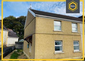 Thumbnail 2 bed semi-detached house for sale in Bryngwyn Road, Llanelli