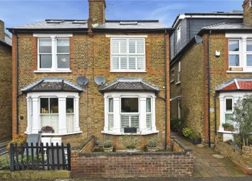 Thumbnail 3 bed semi-detached house for sale in Rowlls Road, Kingston Upon Thames, Surrey
