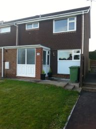 Thumbnail 3 bedroom terraced house to rent in Mallory Road, Bishops Tachbrook, Leamington Spa, Warwickshire