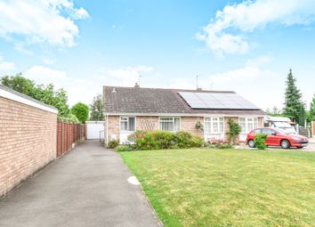 Thumbnail 3 bedroom semi-detached bungalow for sale in Columbia Drive, Worcester