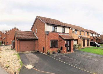 Thumbnail 3 bed detached house for sale in Eskham Close, Wesham, Preston