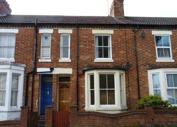 Thumbnail 3 bed terraced house for sale in Park Road, Wellingborough