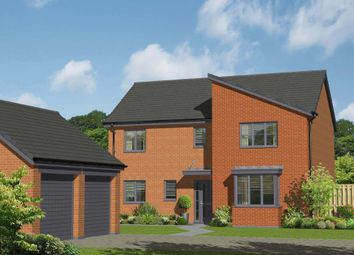 Thumbnail 4 bedroom detached house for sale in Plot 16, The Willerby, Hansons View, Kimberley, Nottingham