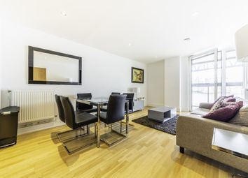 Thumbnail 3 bed flat to rent in Dundas Court, 29 Dowells Street, Greenwich, London