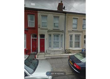 Thumbnail 4 bed terraced house to rent in Hannan Road, Liverpool