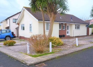 Thumbnail 3 bed bungalow for sale in Hunters Tor Drive, Paignton
