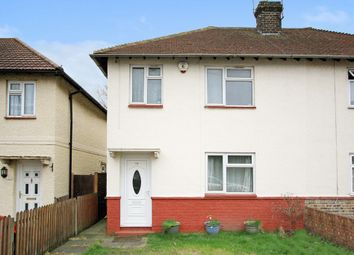 Thumbnail 4 bedroom terraced house for sale in Howbury Lane, Slade Green