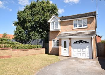 Thumbnail 3 bed detached house for sale in Abbots Road, Colchester, Essex