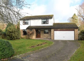 Thumbnail 4 bed detached house for sale in The Coverts, Tadley, Hampshire