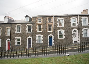 Thumbnail 5 bed terraced house for sale in William Street, Aberystwyth
