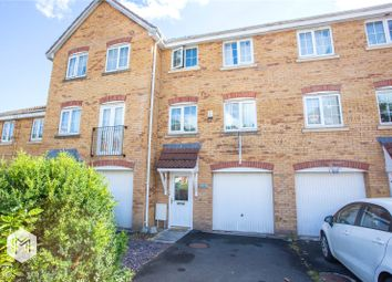 3 bed town house for sale in Tunstall Close, Bury, Greater Manchester BL9