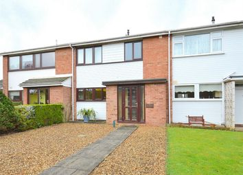 Thumbnail 3 bedroom terraced house for sale in Spinney Close, Brampton, Huntingdon, Cambridgeshire