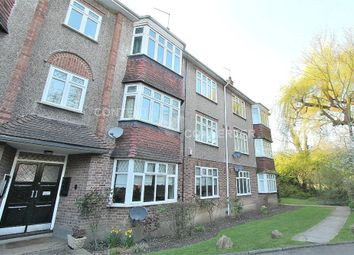 Thumbnail 2 bed flat for sale in Rectory Court, Goldings Hill, Loughton, Essex