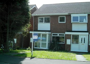 Thumbnail 3 bed semi-detached house to rent in Monmouth Way, Llantwit Major
