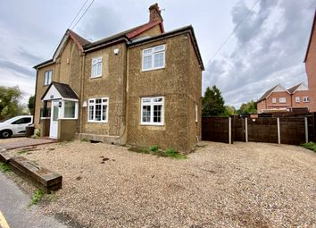 3 bed semi-detached house for sale in Canal Road, Higham, Rochester ME3