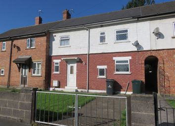 Thumbnail 3 bed terraced house to rent in Barnsley Road, Moorends, Doncaster