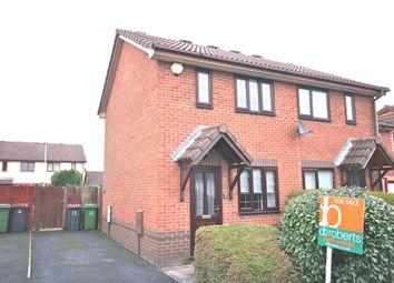 Thumbnail 1 bed semi-detached house for sale in Marsh Meadow Close, Telford