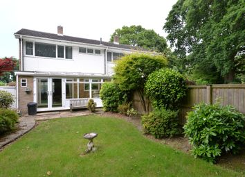 Thumbnail 3 bed semi-detached house for sale in Oxey Close, Barton On Sea, New Milton