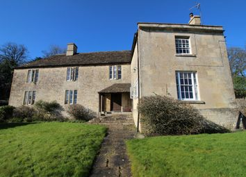 Thumbnail 5 bed farmhouse to rent in Monkton Farleigh, Bradford-On-Avon