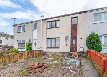 Thumbnail 3 bed terraced house for sale in 13 Rosebay Park, Ayr