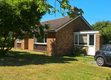 Thumbnail 2 bed detached bungalow for sale in Station Road, Tivetshall St. Margaret, Norwich