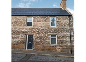 Thumbnail 2 bed end terrace house for sale in Chapel Street, Keith