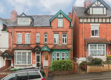 Thumbnail 3 bed end terrace house for sale in Glover Street, Smallwood, Redditch