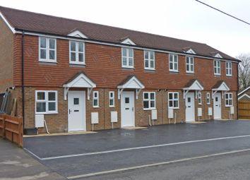 Thumbnail 2 bed terraced house for sale in Upper Horsebridge, Hailsham