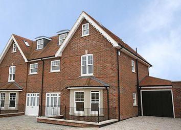 Thumbnail 5 bed property to rent in Stokes Mews, Teddington