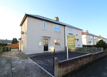 Thumbnail 2 bed semi-detached house for sale in Brindlefield, Wigton