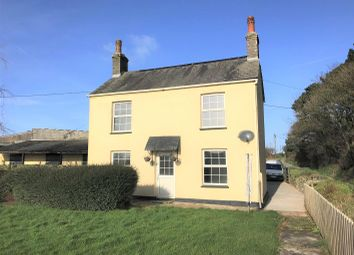 Thumbnail 3 bed cottage to rent in Summercourt, Newquay