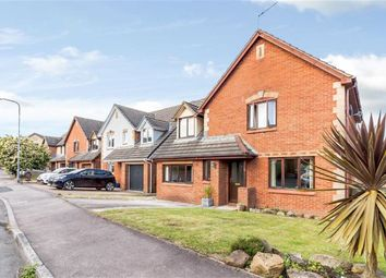 Thumbnail 4 bed detached house for sale in Gwyndy Road, Undy, Monmouthshire