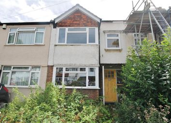 Thumbnail 3 bed terraced house for sale in Stonecroft Way, Croydon