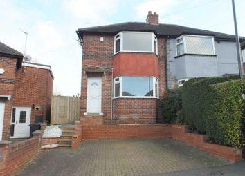 Thumbnail 2 bed semi-detached house for sale in Hazlebadge Crescent, Frecheville, Sheffield