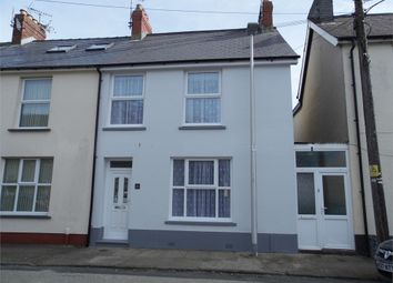 Thumbnail 3 bed terraced house for sale in 4 Brodog Terrace, Fishguard, Pembrokeshire