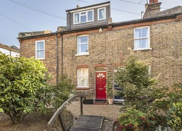 Thumbnail 3 bed terraced house to rent in Wrotham Road, London
