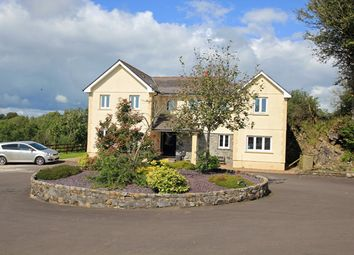 Thumbnail 5 bed detached house for sale in Four Roads, Kidwelly, Carmarthenshire