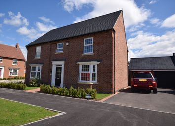 Thumbnail 5 bedroom detached house to rent in Galloway Road, Drakelow, Burton-On-Trent